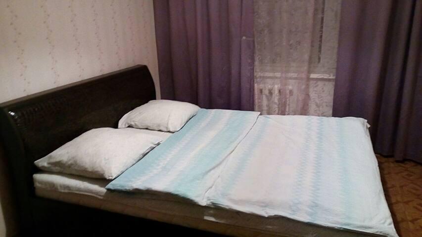 Уютная квартира в 8 микр!