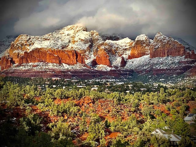Sedona Daydreaming - Nature's Sensory Immersion