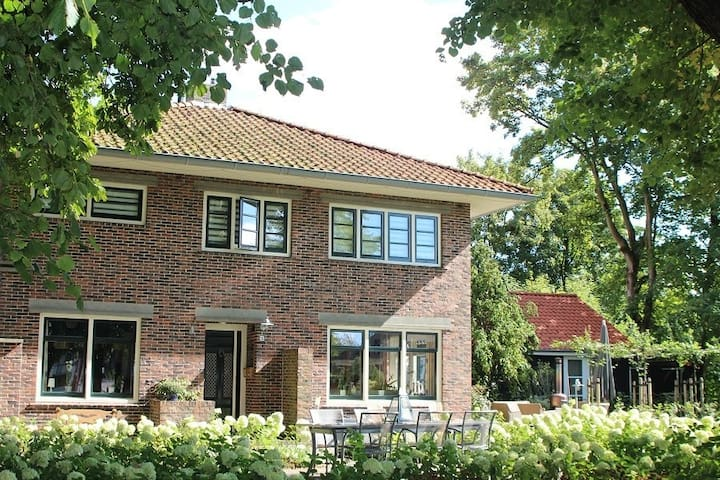 B&B  - Sauna D'Olle Pastorie (The Old Vicary) - Vierhuizen - Bed & Breakfast