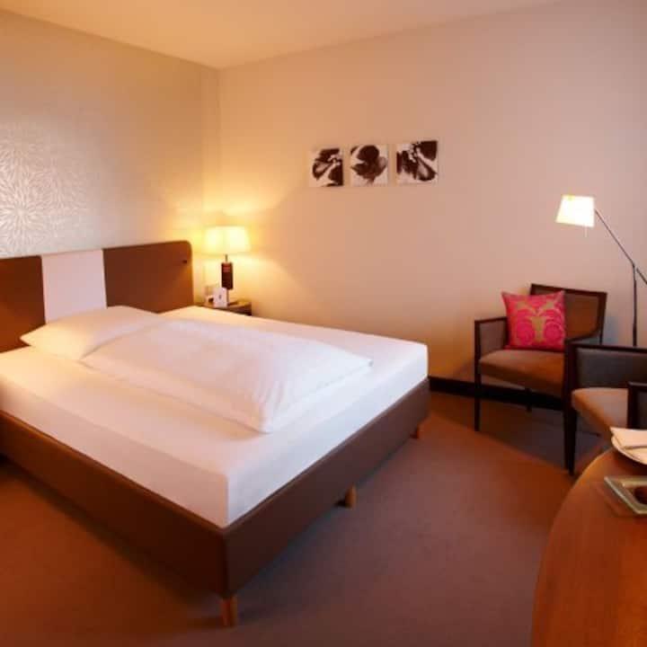 Hotel Restaurant Ritter Durbach, (Durbach), Standardzimmer BASIS