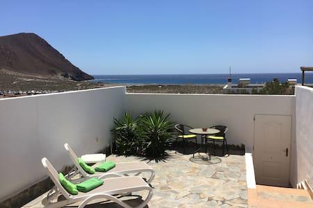 VistaMar mit Meerblick und Strandnähe