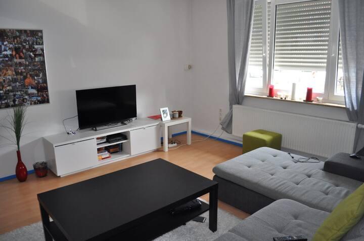 Zentrale helle 2 Zimmer Wohnung