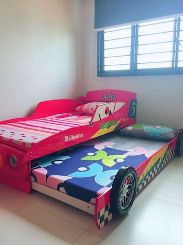 New Cute & Cosy Room @ Sengkang