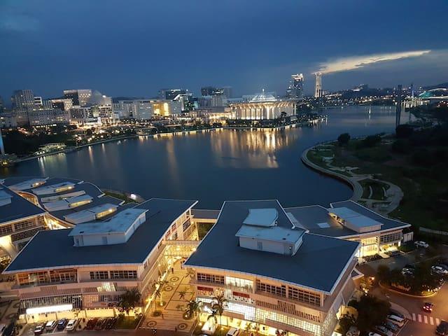 Zania Putrajaya Lakeview-Tamara Residence - Presint 8 Putrajaya