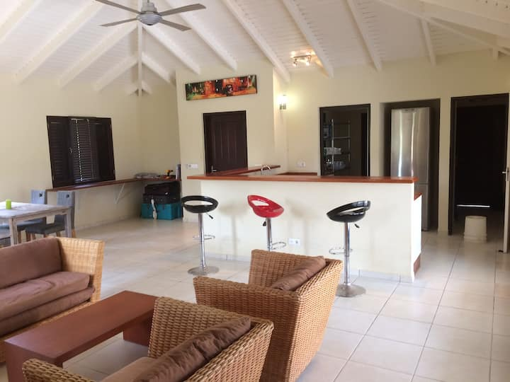 Spacious Villa 15min to Kiting/Windsurfing spots