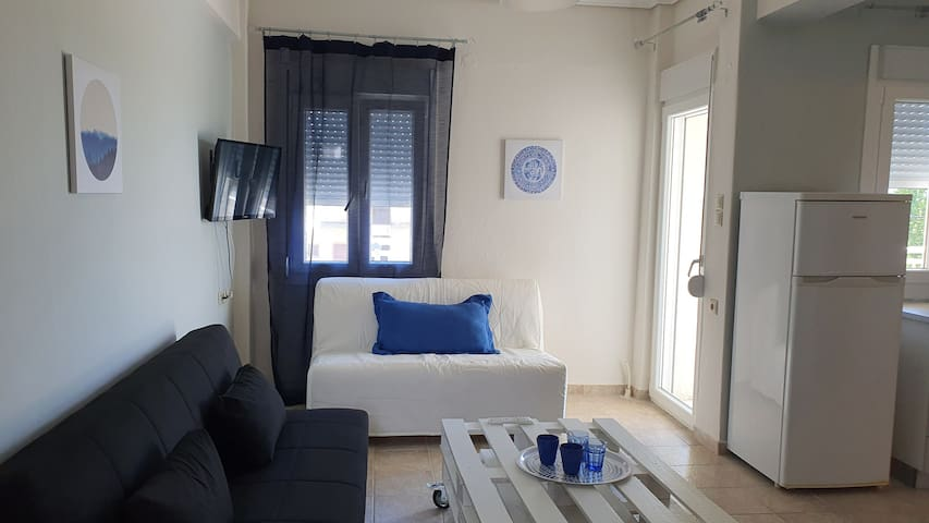 Luxury suite with mountain Olympos View 2