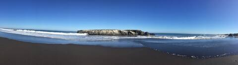 Lindas Cabañas a pie de Playa