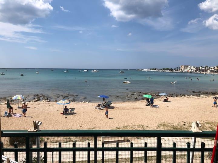 Viva Vista Mare Primo Piano Spiaggia