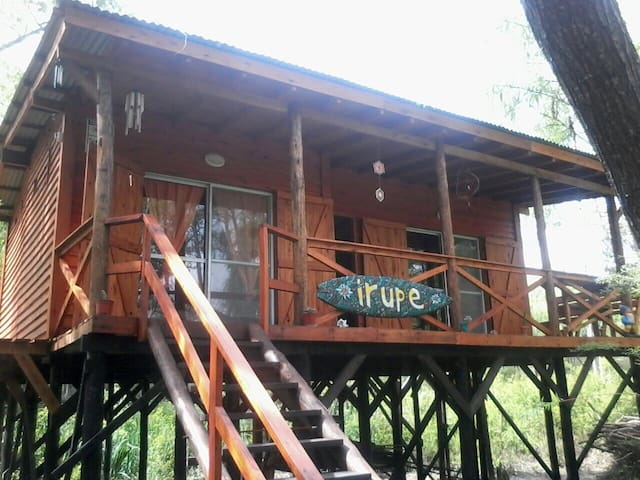 Cabaña en el Delta, Irupe - San Fernando