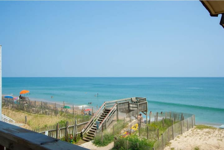 Oceanfront Outer Banks Condo