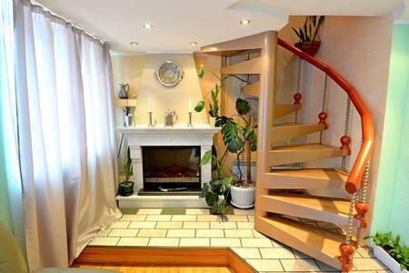 Apartment Exclusive Двухуровневая квартира  Центр