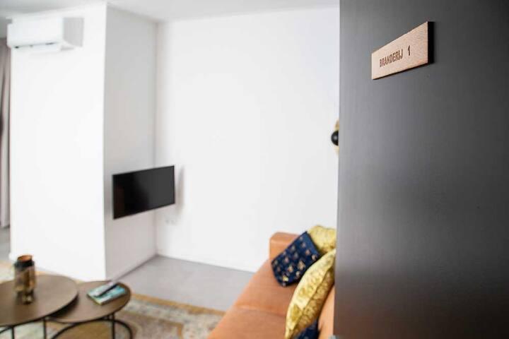 Luxe appartement centrum Meppel (nabij Giethoorn)
