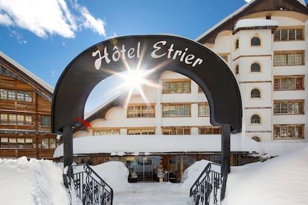 4* Romantic Studio Ski and Spa in Crans-Montana