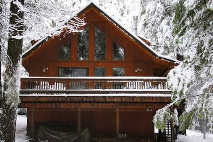Spacious cabin just 20 minutes from Bear Valley