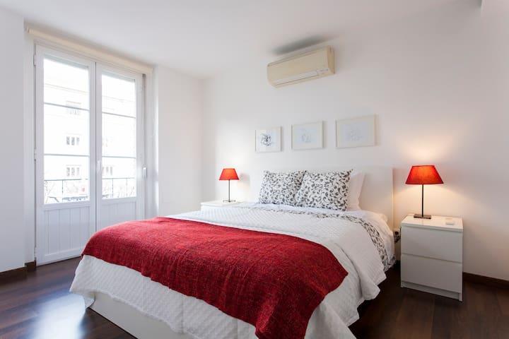Spacious & Central  3 Bedroom Flat - Lisboa - Apartament