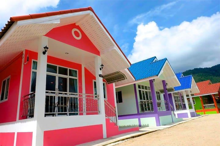 Baan Tong Thip (House 3, Lamai Beach)