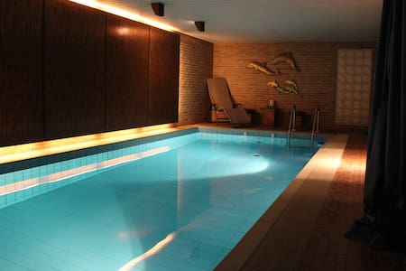 70 sqm + access to the spa - Berlín - Byt