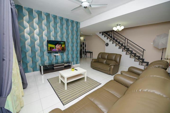 Perdana Suites @ Ipoh - Tanjung Rambutan - Hus