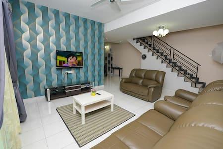 Perdana Suites @ Ipoh - Tanjung Rambutan - Haus