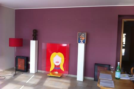Art & Cosy & Modern & New & Terras - Lägenhet