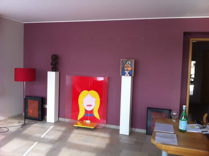 Art & Cosy & Modern & New & Terras