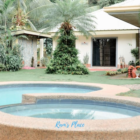 Private Villa Home with Pool in Bukidnon