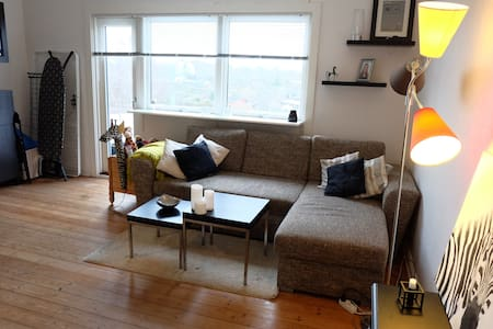 Charming apartment close to the center of Odense - Odense