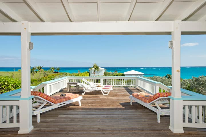 Cayo Loco PinkSand Private Beach Enclave 6 guests!