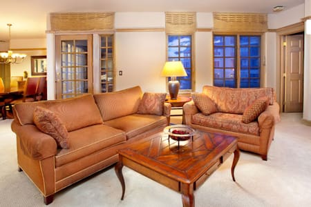 3 BR beautiful penthouse suite in Beaver Creek - Beaver Creek - Timeshare