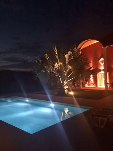 Villa 3 chambres avec piscine privée
