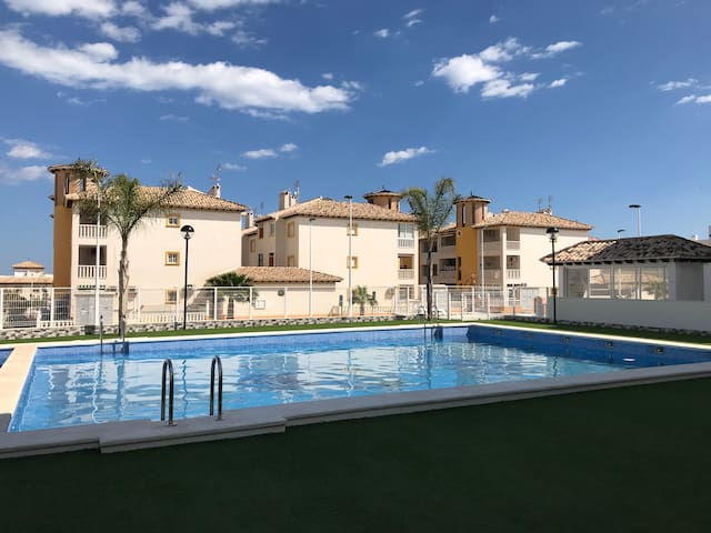 New - La Marina el Pinet 800m from beach