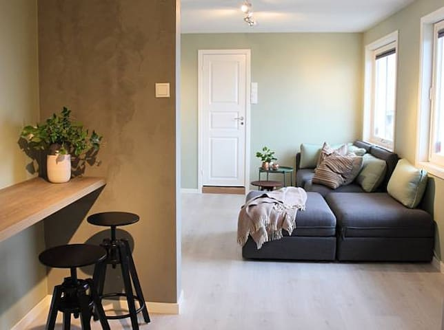 City view studio apartment - Alesund - Apartamento