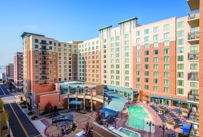 Wyndham National Harbor 2 Bedroom Deluxe