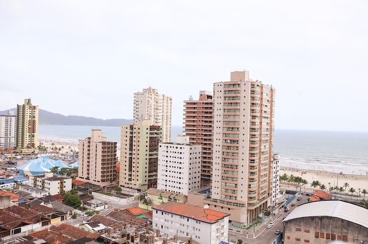 LOFT - VISTA PANORÂMICA PARA O MAR E A SERRA