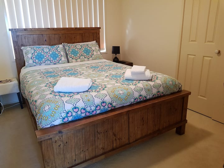 Family Holiday, 2 bed rooms  in a B&B setting