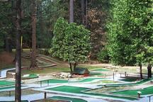 Enjoy a round of mini-golf!