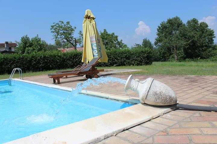 Appartamento Colle Caronte - Isoletta - Villa