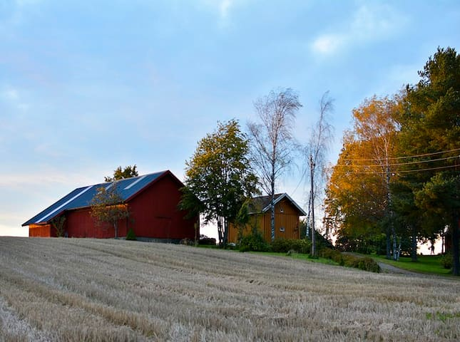 Idyllic Farmhouse in Ås near Oslo - Ås - Byt