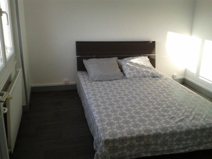Chambre dans appartement Roanne Gare