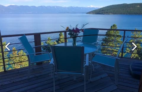 Flathead Lake Overlook surrounded by outdoor fun