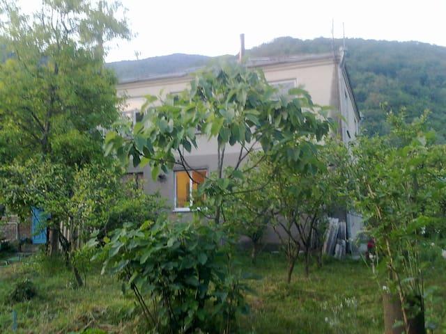 Сдаю комнаты в Гагре на лето - Gagra - บ้าน