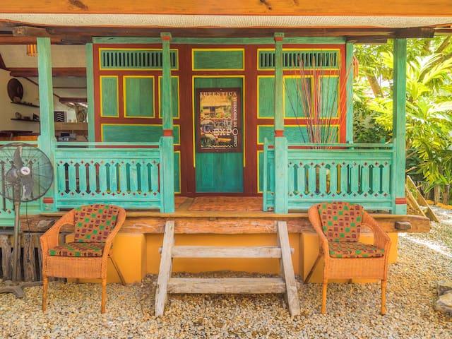 Bali a Las Terrenas a coté du village des pécheurs