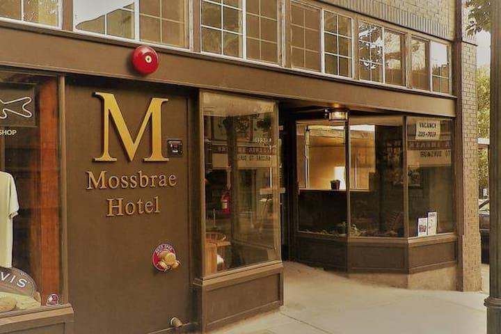 Mossbrae Hotel Room # 7