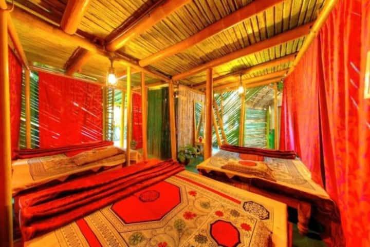 Family Cottage inside coffee Plantation Estate