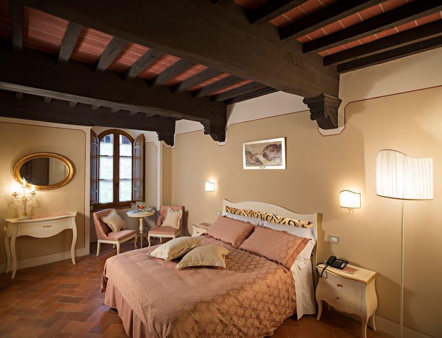 """Camera matrimoniale """"Filippo il Bello"""""""