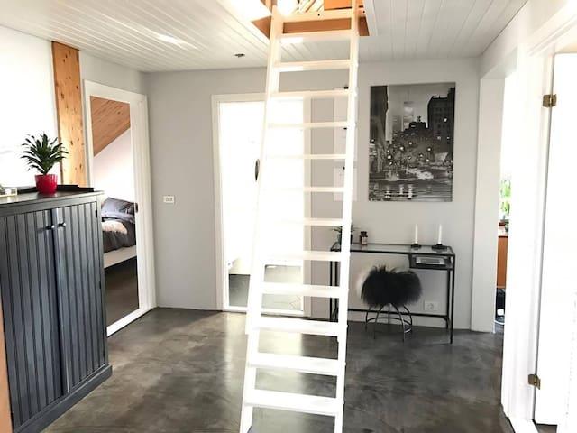 Loft apartment in the heart of Reykjavik - Reykjavík - Lejlighed