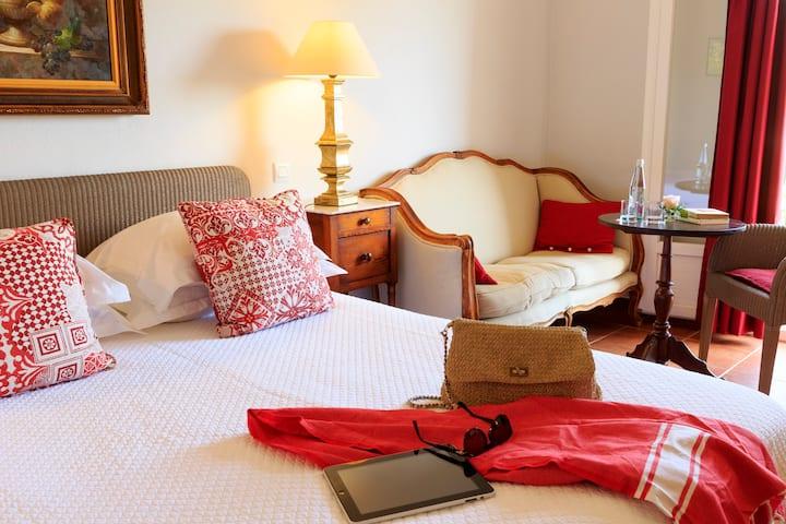 Chambre Supérieure dans un hôtel 4* du Cap Corse