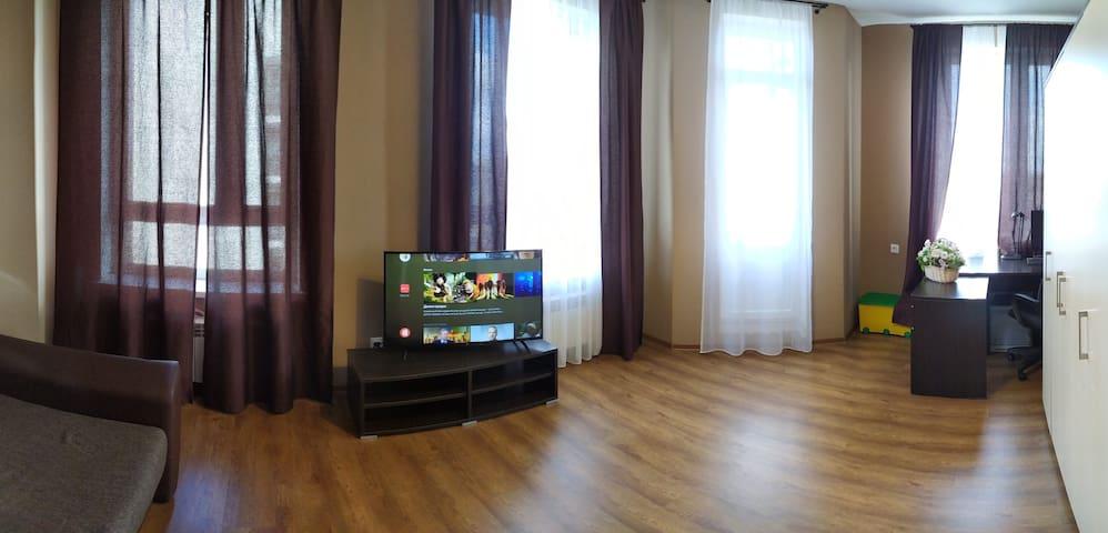 Аппартаменты на Спортивной