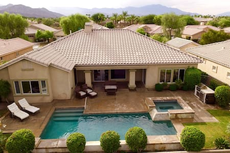 Coachella Festival Home w/Pool/Spa (4) NIGHT MIN - Indio - Maison