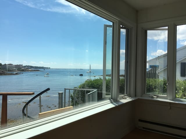 On the Seawall, Rocky Neck! - Gloucester - Appartement
